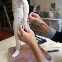 1-Travail du plâtre